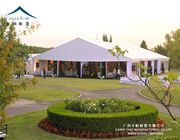 Chiny Long Term 15 X 35 Outdoor Event Namioty, 15m Clear Span White Marquee Wedding fabryka
