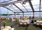 dobra jakość Outdoor Event Tents & Permanently Installed Glass Wall Tents Clear   For High Grade Events na wyprzedaży